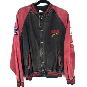 Rvca vintage jacket